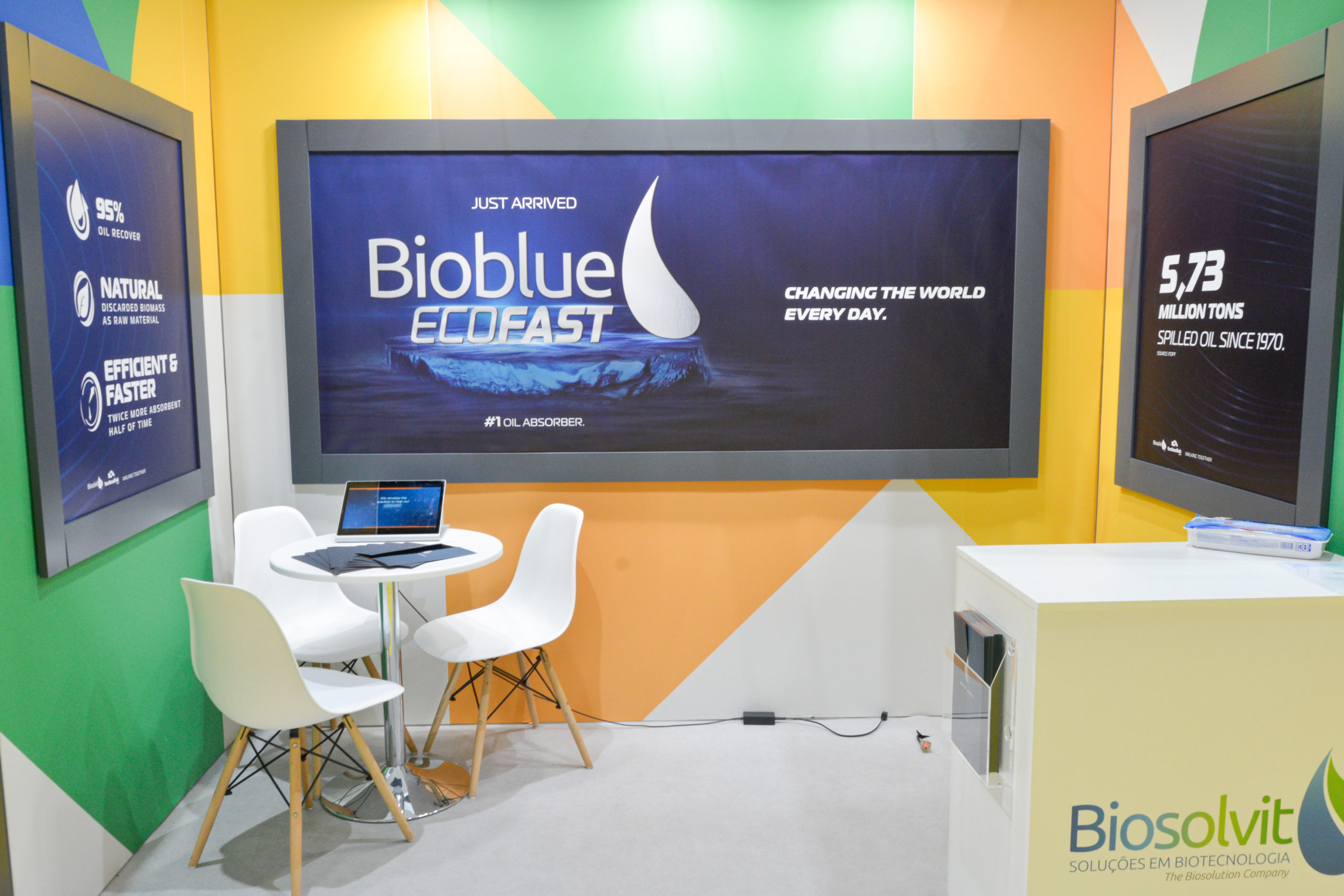 Biosolvit lança nova linha de produtos em conferência nos Estados Unidos